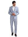 Arrow Slim Fit Single Breasted Suit