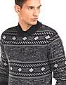U.S. Polo Assn. Denim Co. Muscle Fit Crew Neck Sweater