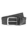 U.S. Polo Assn. Braided Canvas Belt