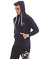 U.S. Polo Assn. Denim Co. Heathered Hooded Sweatshirt