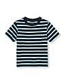 The Children's Place Toddler Boy Short Sleeve Striped Tee