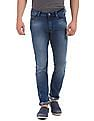 Flying Machine Skinny Fit Dark Stone Wash Jeans