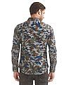 Ed Hardy Slim Fit Printed Shirt