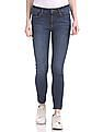 Flying Machine Women Push Up Super Skinny Fit Jeans