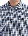 Arrow Sports Slim Fit Cotton Shirt