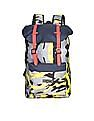 Ed Hardy Camo Print Backpack
