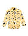 U.S. Polo Assn. Kids Boys Floral Print Shirt