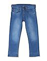 Cherokee Girls Slim Fit Mid Rise Jeans