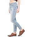 Cherokee Mid Rise Skinny Fit Jeans