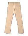 Aeropostale Twill Flat Front Trousers