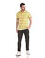 Ruggers Regular Fit Flat Front Trousers