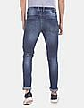 Flying Machine Men Blue Michael Slim Tapered Fit Faded Jeans