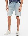 "GAP 10"" Slim Denim Shorts With GapFlex"