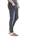 True Blue Mid Rise Slim Fit Jeans