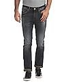 Flying Machine Skinny Fit Dark Washed Jeans