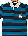 U.S. Polo Assn. Kids Boys Striped Polo Shirt