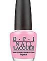 O.P.I Nail Lacquer - I Think in Pink
