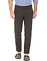 Roots by Ruggers Flat Front Slim Fit Trousers