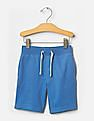 GAP Toddler Boy Solid Jersey Shorts