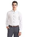 Arrow Newyork Printed Slim Fit Shirt
